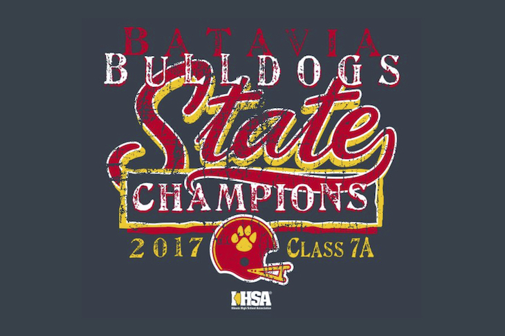 faa97f18fca Official IHSA State Championship Football Apparel Now Available!